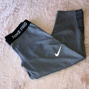 Girls' Nike Pro Training Capri Pants